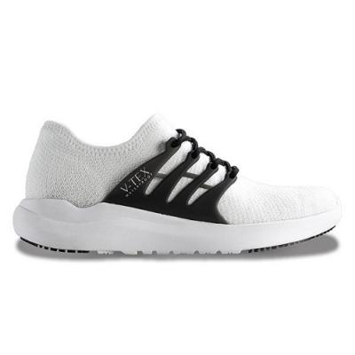 V-TEX 時尚針織耐水鞋/防水鞋 地表最強耐水透濕鞋-黑珍珠(女)