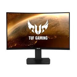 ASUS TUF GAMING VG32VQE 32型 VA HDR曲面電競螢幕