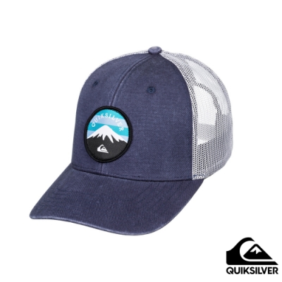 【QUIKSILVER】BLIND HIKER 帽 海軍藍