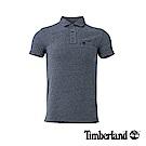 Timberland 男款藍灰色 POLO 衫|A1NG8