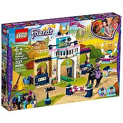 樂高LEGO Friends系列 - LT41367 斯蒂芬妮的騎馬跳欄賽