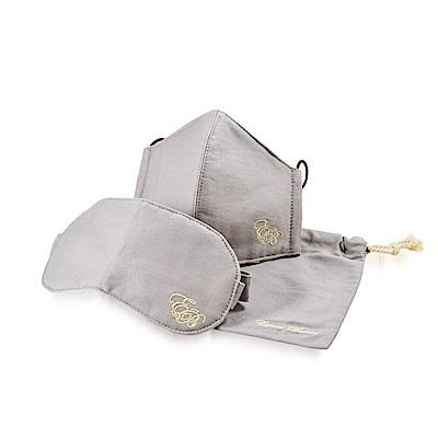 H&W英倫薇朵 舒活眼罩口罩組