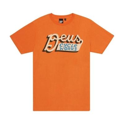 Deus Ex Machina  Bilder Tee T恤-橘(男/女)