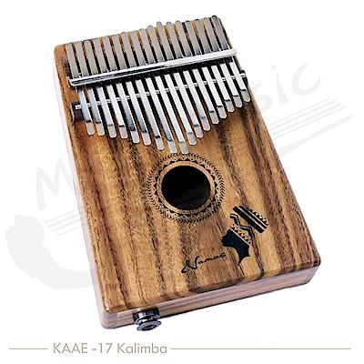 NAMAS 卡林巴 可插電式 17音全單版相思木 拇指琴(KAAE-17)KALIMBA