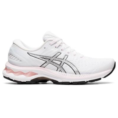 ASICS 亞瑟士 GEL-KAYANO 27 女 跑鞋  1012A649-700