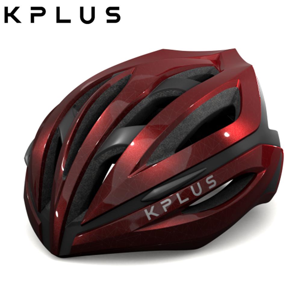 KPLUS 單車安全帽公路競速型-SUREVO Helmet-漸紅色