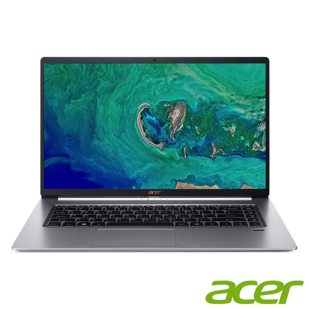 Acer SF515-51T-57XE 15吋筆電(i5-8265U/512G/8G/觸控