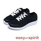 Easy Spirit GARABI 針織面運動休閒鞋-黑色