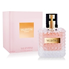 (期效品)Valentino Donna 女性淡香精50ml-期效202007