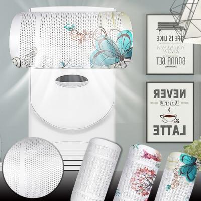 EZlife 立式冷氣空調防直吹擋風板2組 (贈調光造型燈)