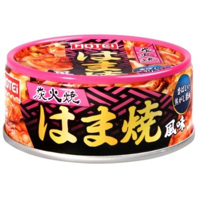 HOTEi 味付燒蛤罐(55g)