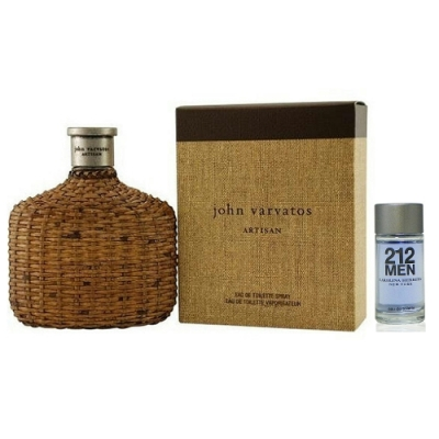 John Varvatos Artisan工匠藤編男性淡香水75ml 隨機搭贈4ml 小香