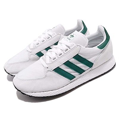 adidas 慢跑鞋 Forest Grove 低筒 男鞋