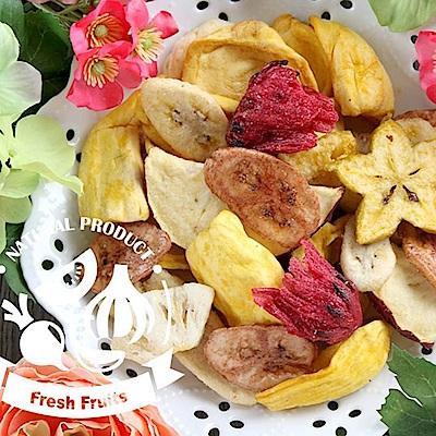 愛上新鮮 綜合水果脆片 (70g±10%/包)