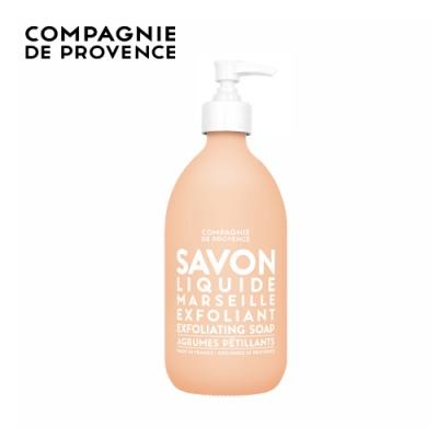 C.D.P 愛在普羅旺斯 馬賽美膚去角質液態皂 495mL
