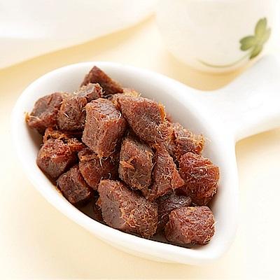 阮的肉干 黃金肉角 原味本舖‧買氣正盛下酒菜(5包餓魔包)
