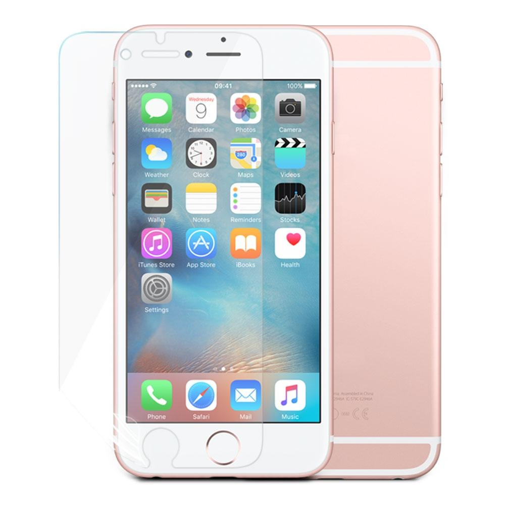 o-one大螢膜PRO蘋果I6/6sPlus滿版全膠螢幕保護貼超跑包膜頂級原料犀牛皮