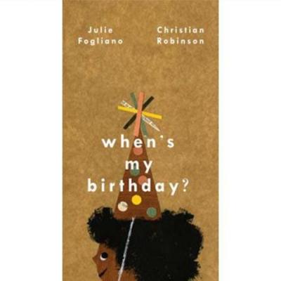 When s My Birthday 什麼時候過生日?精裝繪本