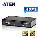 ATEN 2埠 HDMI 影音分配器 (VS182A) 支援4K2K