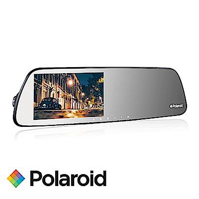 【Polaroid 寶麗萊】DS502GS 後照鏡型行車紀錄器(附16G記憶卡)