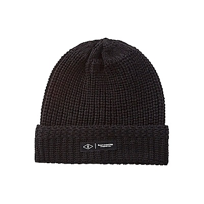 CACO-織標款毛帽-(兩色)-男【QNC038】