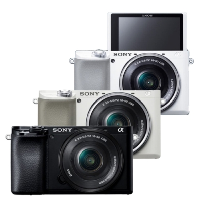 SONY 數位單眼相機 ILCE-6100L單鏡組(公司貨)