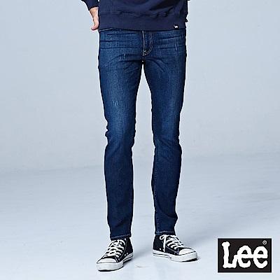 低腰合身窄管牛仔褲