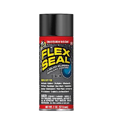 美國FLEX SEAL 萬用止漏劑 迷你-亮黑色(噴劑型)