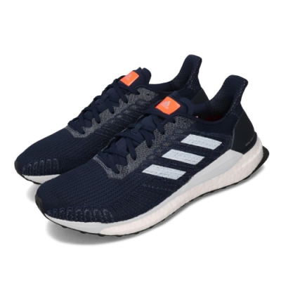 adidas 慢跑鞋Solar Boost 19 運動男鞋