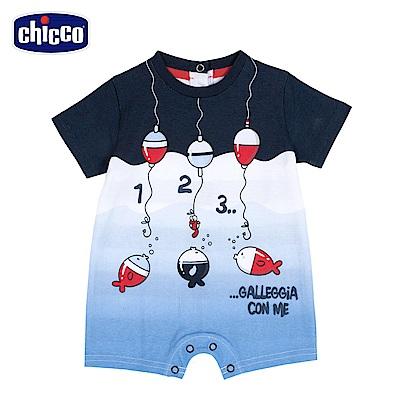 chicco-海洋度假--男童短袖兔裝