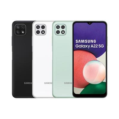 Samsung Galaxy A22_4GB/64GB-(5G) 6.6吋智慧型手機