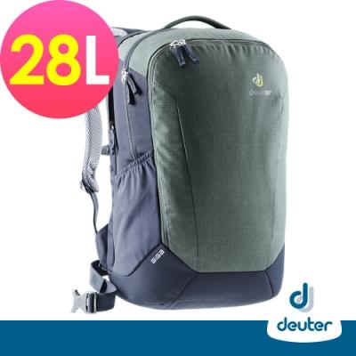 【德國DEUTER】GIGA 28L休閒旅遊後背包/商務包/書包3821020橄欖綠