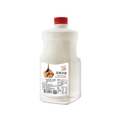 【戀】黑糖淋醬2.6KG