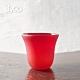 3,co 手工彩色玻璃杯 200ml(小) - 紅 product thumbnail 1
