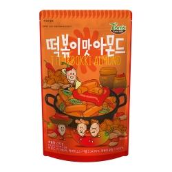 韓國Toms Gilim 杏仁果-辣炒年糕味(210g)