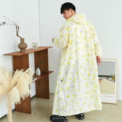 RAINSTORY盛夏派對連身雨衣(XL號)