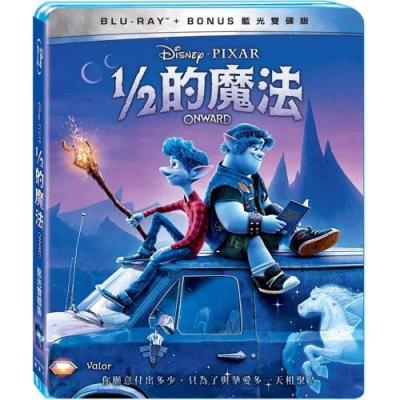 1/2 的魔法  雙碟版  藍光 BD