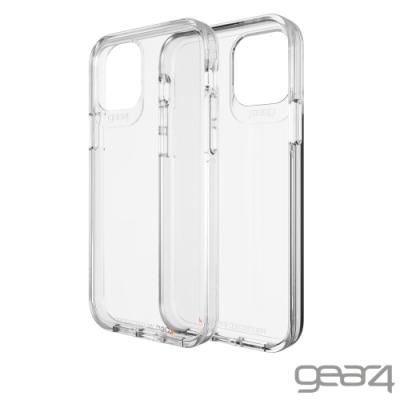 Gear4 Crystal Palace iPhone 12/12 Pro 透明抗菌防摔殼
