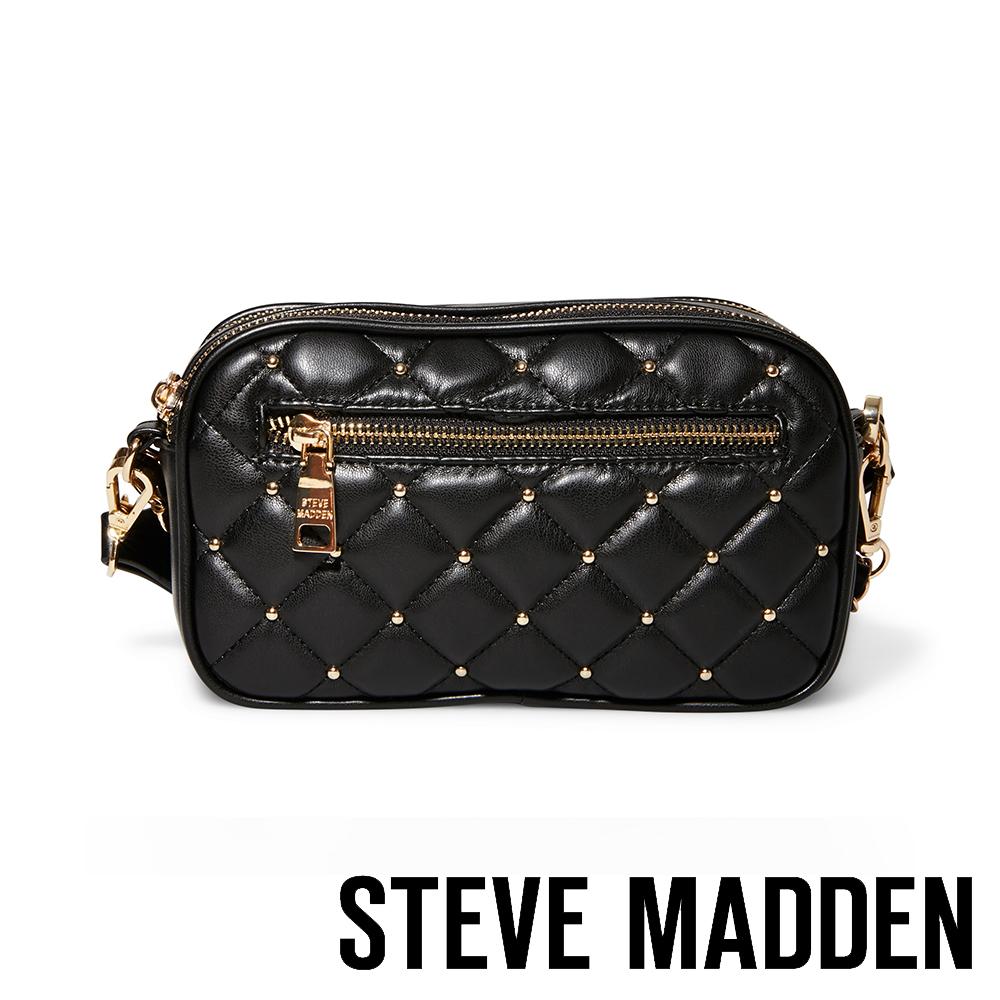 STEVE MADDEN-BMOOD 雙面側背斜背兩用包-黑色 product image 1