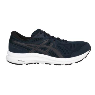 ASICS GEL-CONTEND 7 男慢跑鞋- 運動 路跑 亞瑟士 1011B040-400 丈青黑