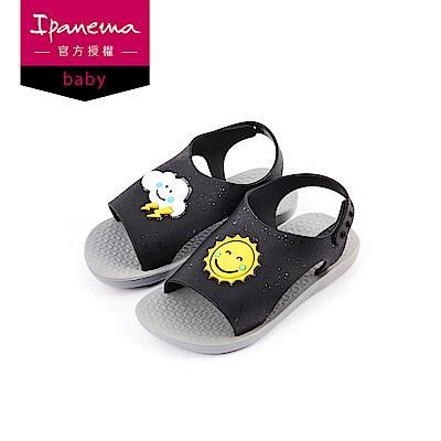 IPANEMA DREAMS BABY系列 休閒涼鞋(寶寶款)-黑