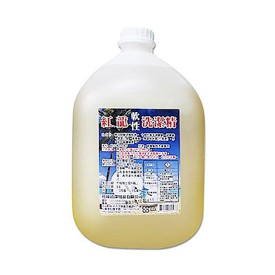 紅龍軟性洗潔精1加侖*4瓶