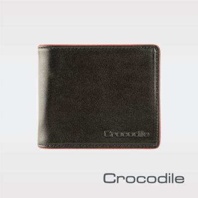 Crocodile Square Edge系列 多卡短夾  0103-09105