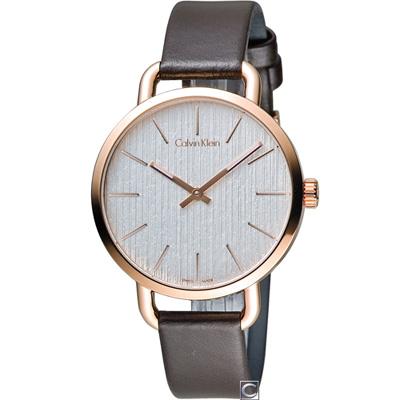 Calvin Klein K7B even 超然時尚腕錶(K7B236G6)
