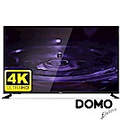 【DOMO】49型 4K UHD多媒體數位液晶顯示器+數位視訊盒 DOM-49A08K