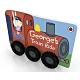 Peppa Pig:George's Train Ride 喬治豬的火車行輪子轉轉硬頁書 product thumbnail 1