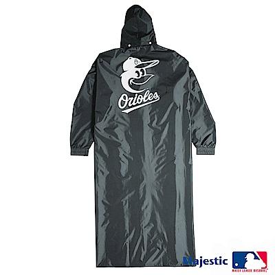 MLB - 美國職棒大聯盟前排開釦式雨衣-金鶯隊