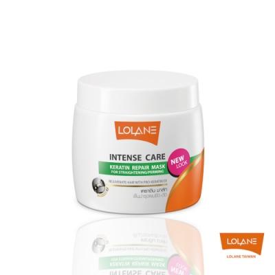 LOLANE 高效修護角蛋白髮膜-粗糙受損及維持造型 200g (新包裝)