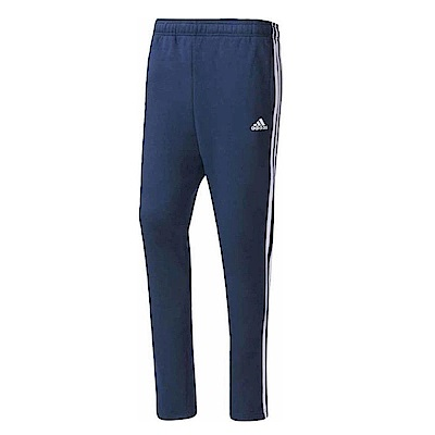 adidas 長褲 3 Stripes Fleece 男款