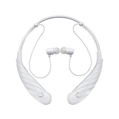 耳寶 助聽器(未滅菌)Mimitakara 充電式脖掛型助聽器-6K5A-時尚白